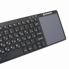 samsung smart tv box. zoweetek k12-1 2.4ggz russian wireless mini keyboard with touchpad for samsung smart tv tv box