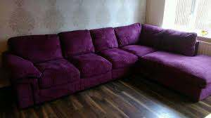 plum corner sofa bed living room chairs argos leather black