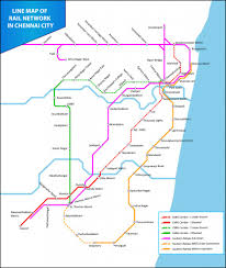 Phoenix Light Rail Map 2019 Cmrl Welcome To Chennai Metro Rail