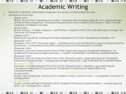 Academic writing for graduate students by john m swales     SlidePlayer