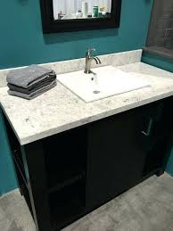gorgeous cultured marble artistic bathroom remodel countertops