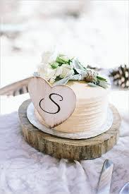 simple wedding cake. simple rustic wedding cake g