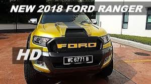 2018 ford ranger raptor. fine 2018 new 2018 ford ranger 4x4 raptor red and yellow version best premium  interior exterior preview in ford ranger raptor