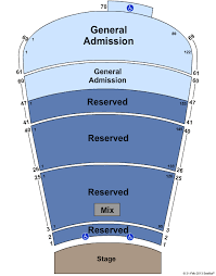 68 Right Red Rocks Seats