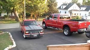 1984 Chevy S10 - BIG BLOCK - YouTube