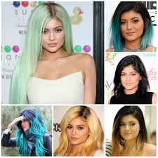 Kylie Jenner\u0027s Hair Colors to Try in 2017   New Haircuts to Try ...