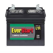 Everstart Lawn And Garden Battery U1r