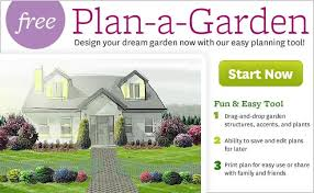 landscape design tool. Free Interactive Garden Design Tool - No Software Needed! Plan-A-Garden BHG.com Plan-a-Garden Lets You Anything From A Patio-side Container Landscape R