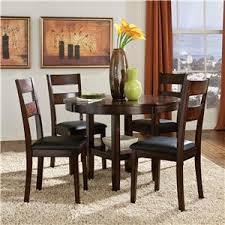 standard furniture pendwood 5 piece table chair set