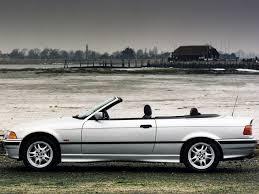 BMW 3 Series Cabriolet (E36) specs - 1993, 1994, 1995, 1996, 1997 ...