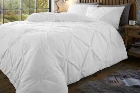 pintuck teddy fleece bedding set deal