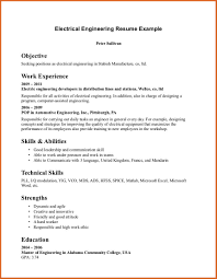 Electrical Engineer Resume Examples Electrical Engineer Resume Resume Name 24