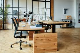 west elm office furniture. Beam Height Adjustable Bench By West Elm Workspace Office Furniture