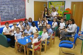 Head Teachers Tea Party Great Chart Primary School