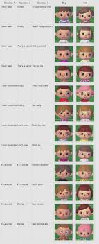 New Leaf Hair Color Chart Animal Crossing New Leaf Hair Chart Chart3 Paketsusudomba