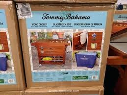 tommy bahama coolers on wheels wood cooler 2 elegant interior tommy bahama wood rolling cooler costco