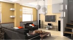 Black Leather Sofa And White Red Cushions Also Square Brown Wooden - Black couches living rooms