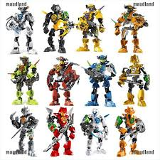 【MLMY】<b>Star warrior soldier</b> bionicle hero factory robot figure ...
