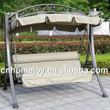 high quality steel bedroom swing chair hanging garden swing chair