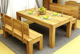 dining table bench with back kitchen and interior seat plans best furniture decor how to get ta