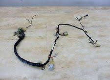 yamaha sr250 motorcycle parts 1981 yamaha sr250 y614 main wiring harness