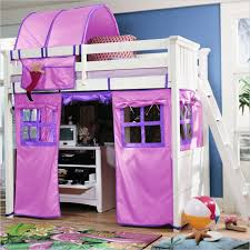 twin over bunk bed tent loft bunk bed tent
