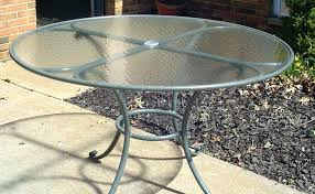 48 inch round patio table round glass patio table replacement the new way photo on extraordinary