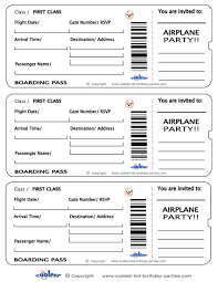 blank printable airplane boarding pass invitations coolest printable airplane boarding pass invitations coolest printables