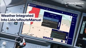 Weather Integrated Into Lido Eroutemanual Lufthansa Systems