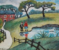 paul robinson norfolk london paintings oil on canvas fine art prints