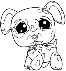 Small Picture Littlest Pet Shop Coloring Pages LPS Coloring photo littlest