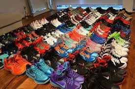 all lebron shoes in order. all of the lebron shoes in order d
