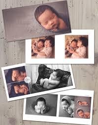 Laugh Grow Press The Whisper Album Template Product Newborn Baby