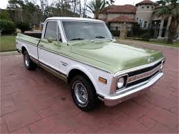 1970 Chevrolet C/K 10 for Sale on ClassicCars.com