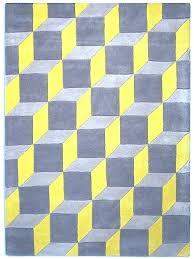 gray and yellow rug grey yellow rug target yellow gray lattice rug