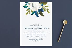 our something blue wedding invitations by ak graphics minted Wedding Invitation Affiliate Program \