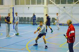 Волейбольная команда Подмосковье показала мастер класс  jpg 2009 jpg