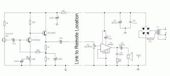 audio operated room monitor circuit_circuit diagram world Basic Home Electrical Wiring Diagrams Room Monitoring Wiring Diagrams #15