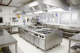 Image Result For Commercial Kitchen Industrial Chic Rustic - Commercial kitchen