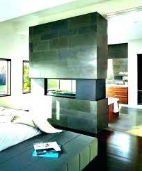 bedroom divider wall living room partition office dividers glass door walls for