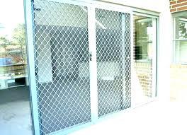 idea patio door security or door security bar patio security bar burglar proof sliding glass doors