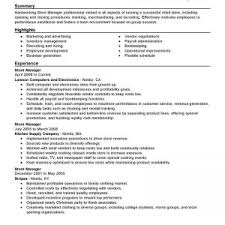 store manager resume example sample retail store manager resume assistant grocery template jewelry sample retail store manager resume examples