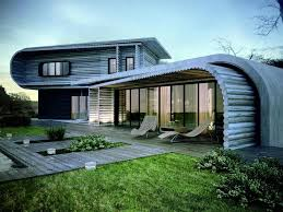 Home Design Unique House Design Wooden Material Eco Friendly Magnificent Unique Homes Designs