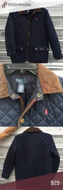 Polo Ralph Lauren boys quilted jacket 10/12 med   Ralph lauren ... & Polo Ralph Lauren boys quilted jacket 10/12 med Adamdwight.com