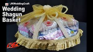 diy wedding un basket basket decoration idea jk wedding craft 139