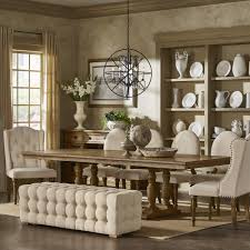 Gilderoy Natural Oak Finish Rectangular Extending Dining Set by iNSPIRE Q  Artisan - Free Shipping Today - Overstock.com - 24628876