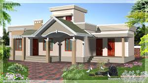Small Picture Single Floor Home Designs laferidacom