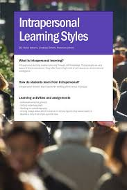 best multiple intelligences learning styles images  intrapersonal learning styles multiple intelligenceslearning