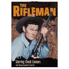 Image result for chuck connors rifleman