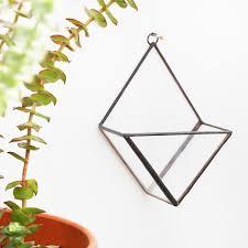 geometric glass diamond wall terrarium paly glass secrets of green 1